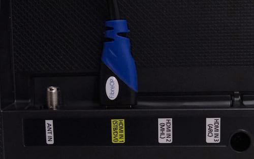 Qual a diferença entre as portas HDMI da sua TV?