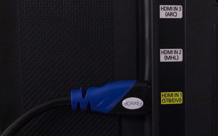 Porta HDMIDVI