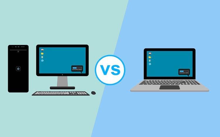 Desktop x Notebook: Qual o melhor para você?