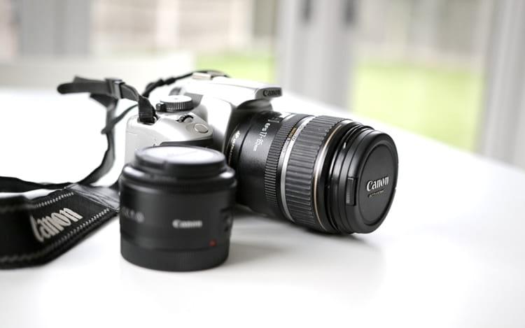 Como limpar a lente da sua câmera fotográfica digital