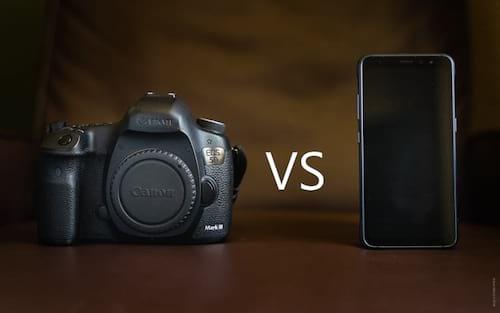 As câmeras dos smartphones serão melhores que uma câmera fotográfica digital?