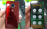 Leak: Moto G7 Plus vaza, confirma especificações e notch em gota