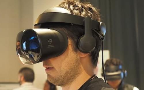 Samsung apresenta o novo HMD Odyssey+ no Brasil