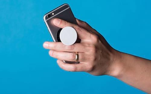 6 Razões para usar um PopSocket em seu smartphone