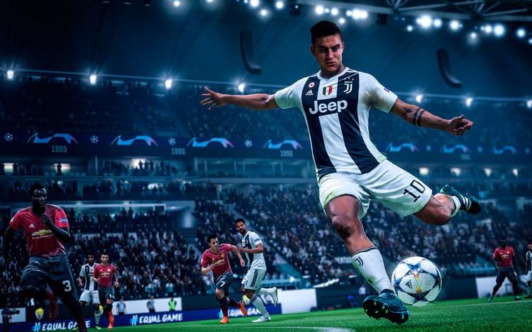 FIFA 19 lidera a lista dos games mais baixados na Playstation Store