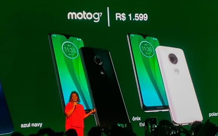 Moto G7: Motorola lançou nova família da linha G com preços de R$999 até R$1899