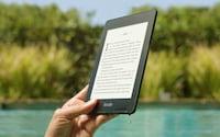 Kindle Paperwhite à prova dágua chega ao Brasil