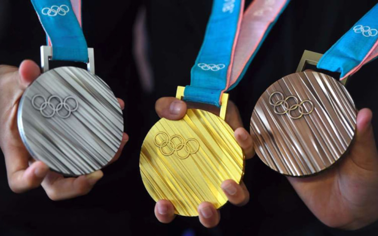 Medalhas Olímpicas em 2020 em Tóquio serão confeccionadas a partir de aparelhos reciclados.