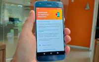 Motorola Moto X4 recebe patch de segurança de janeiro