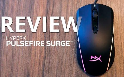 Melhor mouse da HyperX: Pulsefire Surge - REVIEW