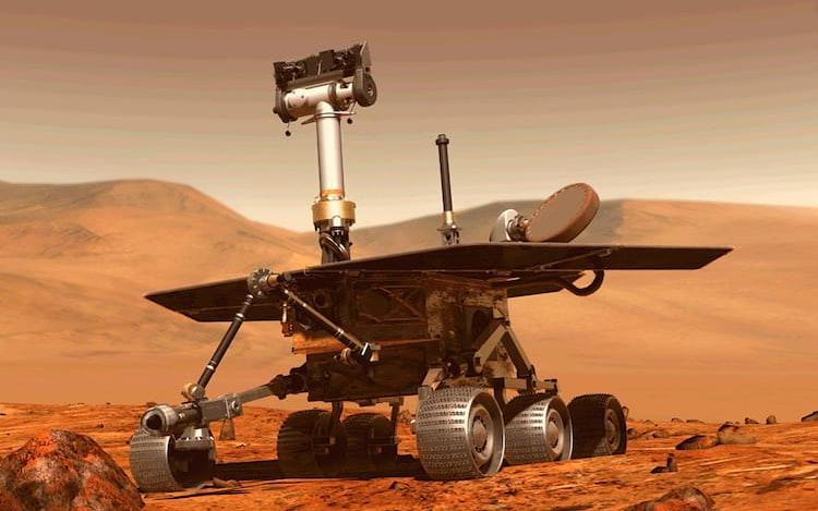 NASA deve anunciar ainda hoje fim da missão com robô Opportunity.