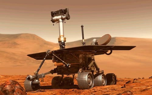 NASA deve anunciar ainda hoje fim da missão com robô Opportunity