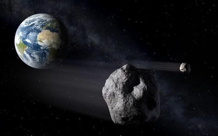 NASA pretende colidir nave com asteroide