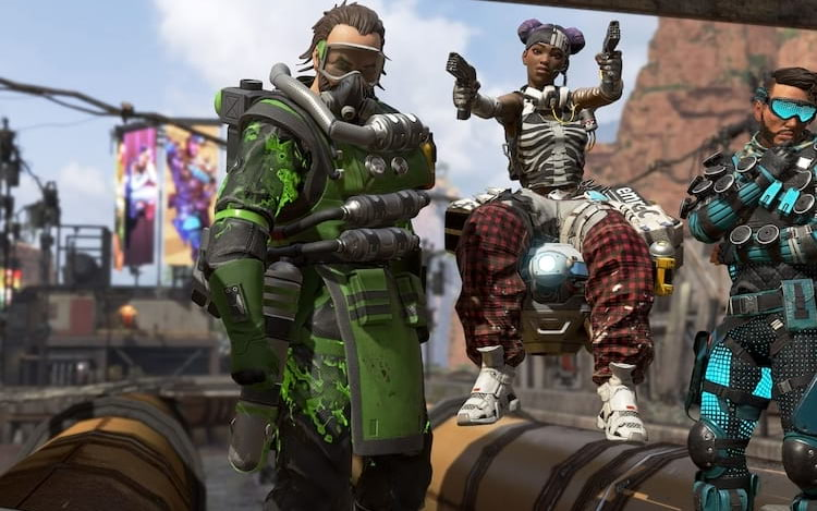 Respawn bane mais de 16.000 cheaters do Apex Legends.
