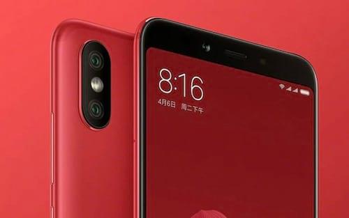 Xiaomi Mi 6X e Redmi Note 6 Pro estariam em processo de homologação na Anatel