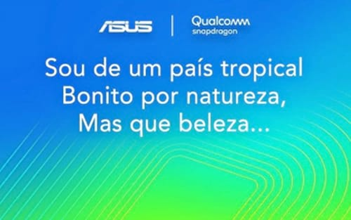 ASUS marca evento de lançamento para março no Brasil