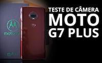 Moto G7 Plus tem câmeras boas? Confira o nosso teste de câmeras com o aparelho