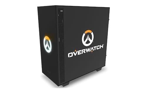 NZXT, em parceria com a Blizzard, lança gabinete H500 com o tema Overwatch