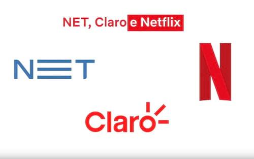 NET e Claro criam oferta de conteúdo no Brasil com chegada da Netflix