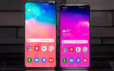 Samsung anuncia Galaxy S10 e S10 Plus a partir de $899