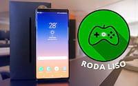 Galaxy Note 9 é bom para jogos? - Roda Liso