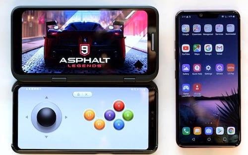 MWC 2019: LG anuncia os smartphones V50ThinQ 5G, G8ThinQ e G8sThinQ