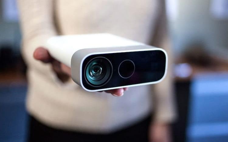MWC 2019: Kinect retorna com câmera de uso profissional.