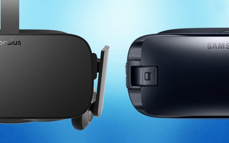 Comparativo Oculus Rift ou Samsung Gear VR: Qual o melhor?