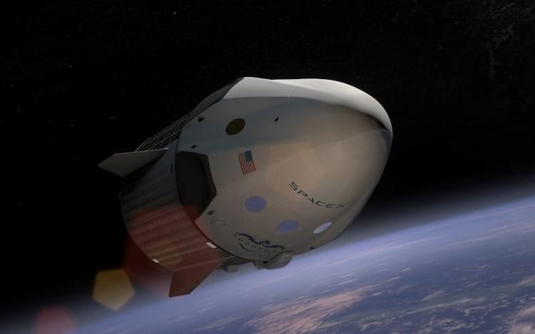 Cápsula da SpaceX irá levar um manequim em sua primeira viagem à estação espacial.