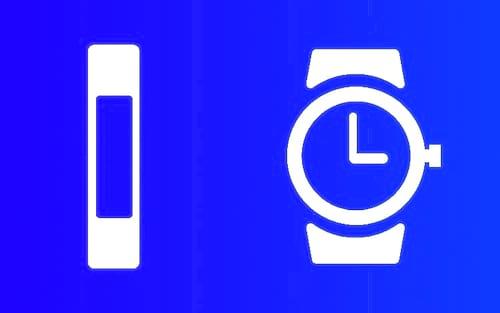 Qual a diferença entre uma smartband e uma smartwatch?