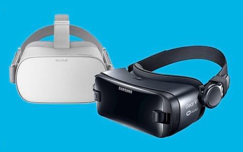 Comparativo: Oculus Go vs Samsung Gear VR