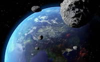 Qual a diferença entre um meteoróide, meteoro, meteorito, asteroide e cometa?