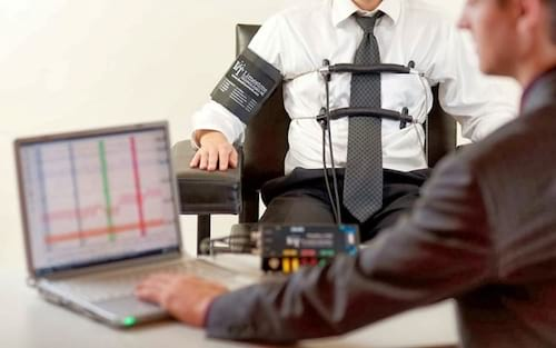 O Detector de mentiras polígrafo é confiável?