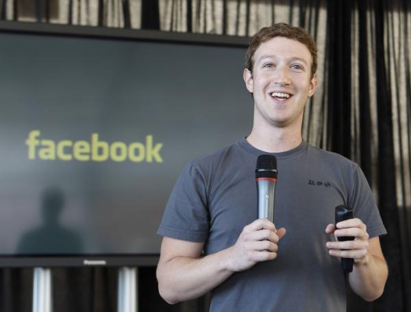 A história de Mark Zuckerberg