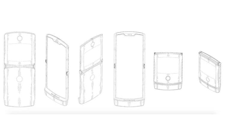Suposto dispositivo Motorola