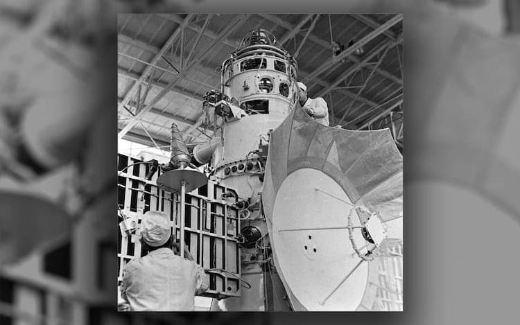 Após 47 anos em órbita, sonda espacial soviética irá colidir com a Terra.