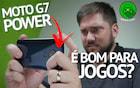 Moto G7 Power é bom para jogos? - Roda Liso