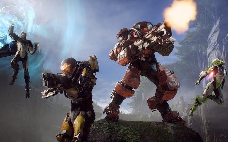 Sony começa a reembolsar jogadores após problema em Anthem.