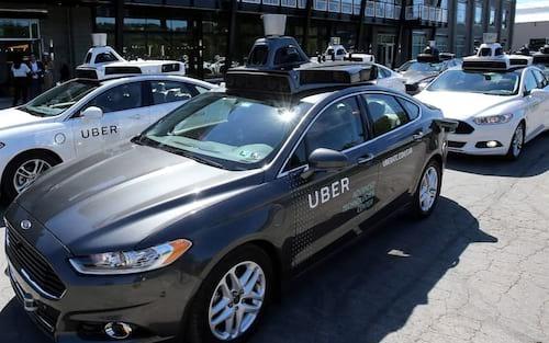 Uber não será acusada de acidente em caso de acidente fatal com carro autônomo