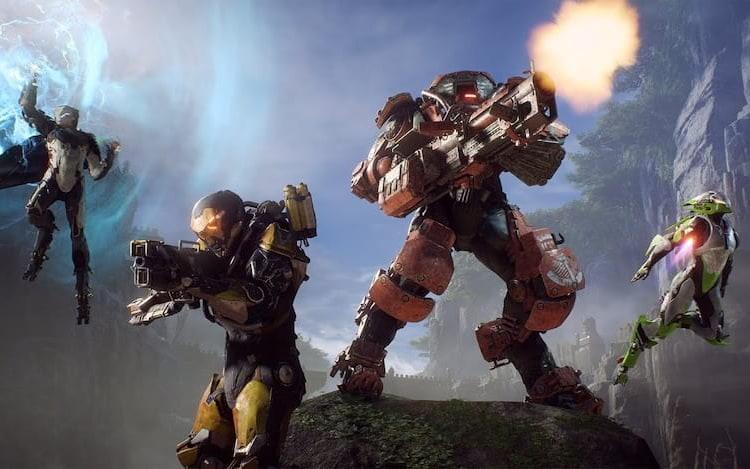 Problema em Anthem será corrigido na próxima semana, diz BioWare.