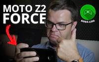 Moto Z2 Force é bom para jogos? - Roda Liso