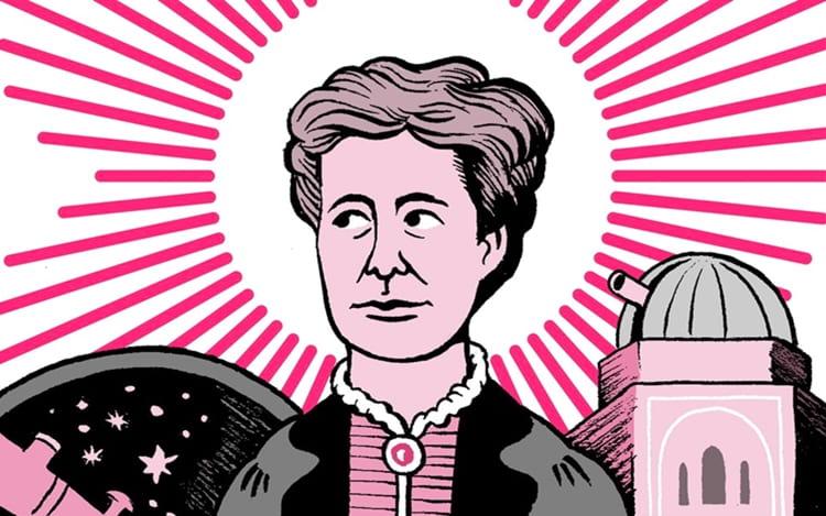 A história de Williamina Fleming, de empregada doméstica à astrônoma