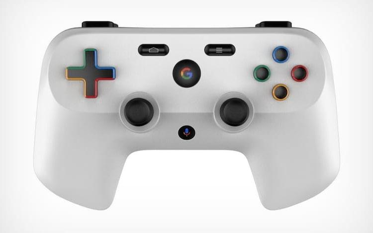 Vazam imagens sobre suposto controle de videogame do Google.
