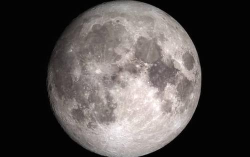 Sonda da NASA revela que água percorre a superfície da Lua