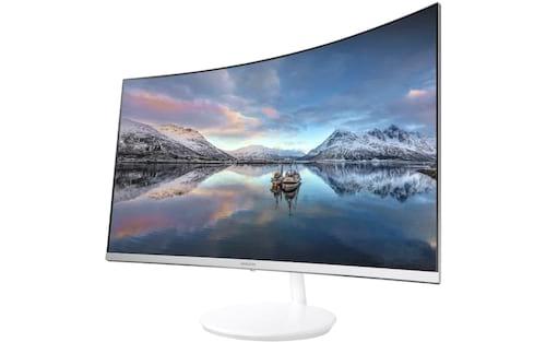 Conheça os sofisticados monitores curvos da Samsung