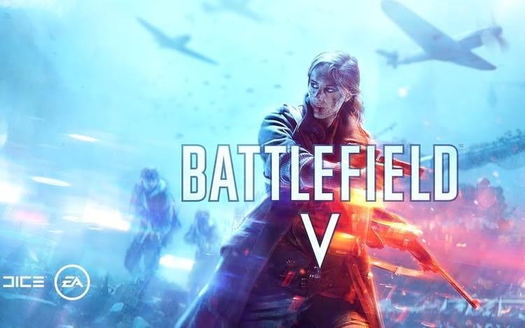 Foco da DICE continua sendo multiplayer do Battlefield V