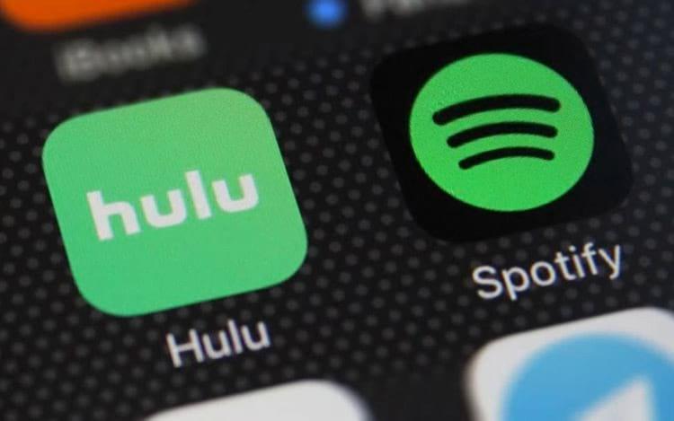 Assinatura do Spotify Premium e Hulu sai por US$ 9,99.