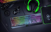 Razer anuncia headset, mouse e teclado gamers
