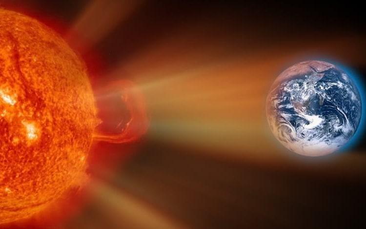 Maior tempestade solar ocorreu há 2,6 mil anos
