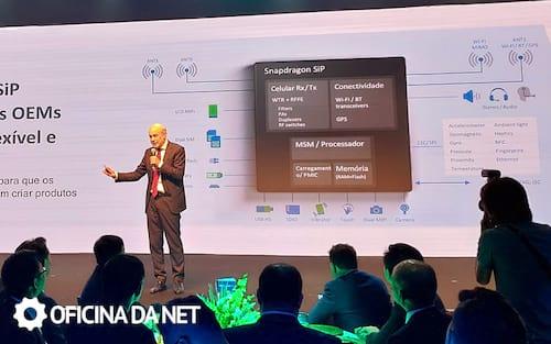 Qualcomm anuncia primeira fábrica de semicondutores no Brasil